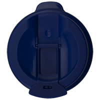 87mm Flip Lid - Dark Blue