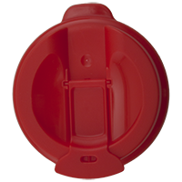 87mm Flip Lid - Red