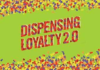 Image of dispensing loyalty 2.0