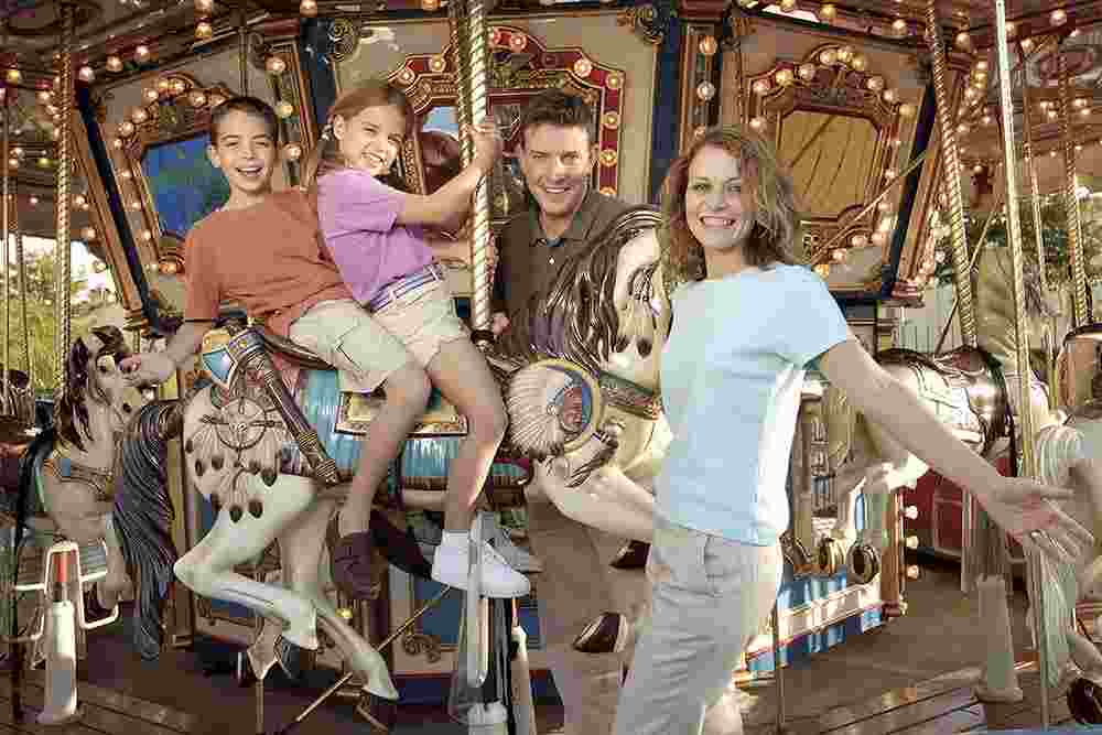 Amusement Parks, Attractions, & Fairs