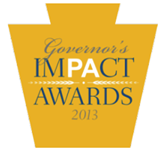 Image of the Governor's ImPAct Award