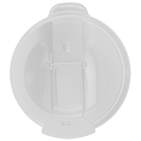87mm Flid Lid - Clear