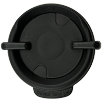 87mm Swivel Lid - Black