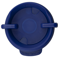 87mm Swivel Lid - Dark Blue