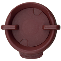 87mm Swivel Lid - Electron Burgundy