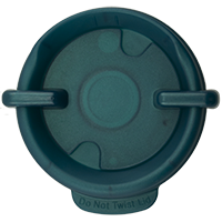 87mm Swivel Lid - Electron Jade