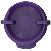 87mm Swivel Lid - Electron Purple