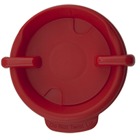 87mm Swivel Lid - Red