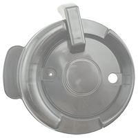 126mm Swivel Lid - Platinum