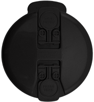 142mm XM Lid - Black