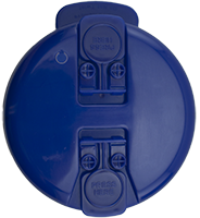142mm XM Lid - Dark Blue