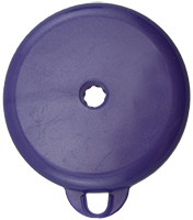 100mm ZS Lid - Electron Purple