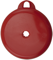 87mm ZS Lid - Red