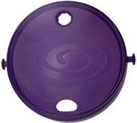 Shockwave Lid - Deep Purple