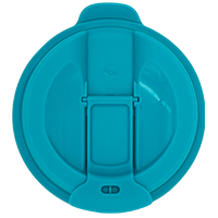 87mm Flip Lid - Teal