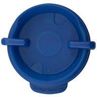 87mm Swivel Lid - Medium Blue