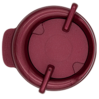 111mm Swivel Lid - Electron Burgundy