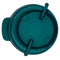 111mm Swivel Lid - Electron Jade