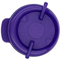 111mm Swivel Lid - Electron Purple