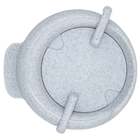 111mm Swivel Lid - Granite