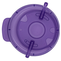 111mm Swivel Lid - Grape