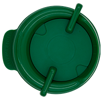 111mm Swivel Lid - Green