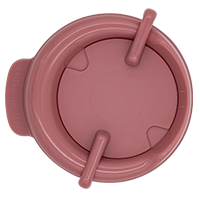 111mm Swivel Lid - Mauve