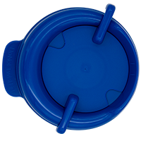 111mm Swivel Lid - Medium Blue