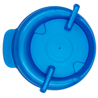111mm Swivel Lid - Pearl Blue