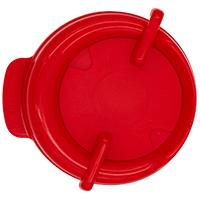 111mm Swivel Lid - Red