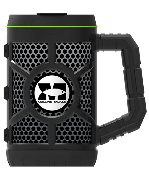 28oz Rugged Mug with Threaded Lid