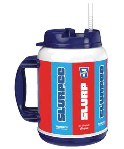 52oz Xtreme Mug with Snap-On Lid and Straw