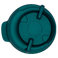 100mm Swivel Lid - Electron Jade