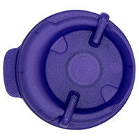 100mm Swivel Lid - Electron Purple
