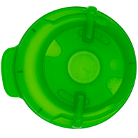 100mm Swivel Lid - Green Apple