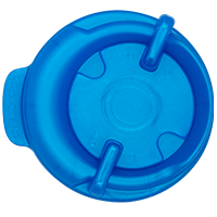 100mm Swivel Lid - Pearl Blue