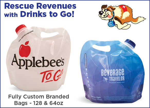 Rescue Revenues with Drink Bags To Go