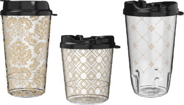 Wallpaper Design Theatre Sippy Cups