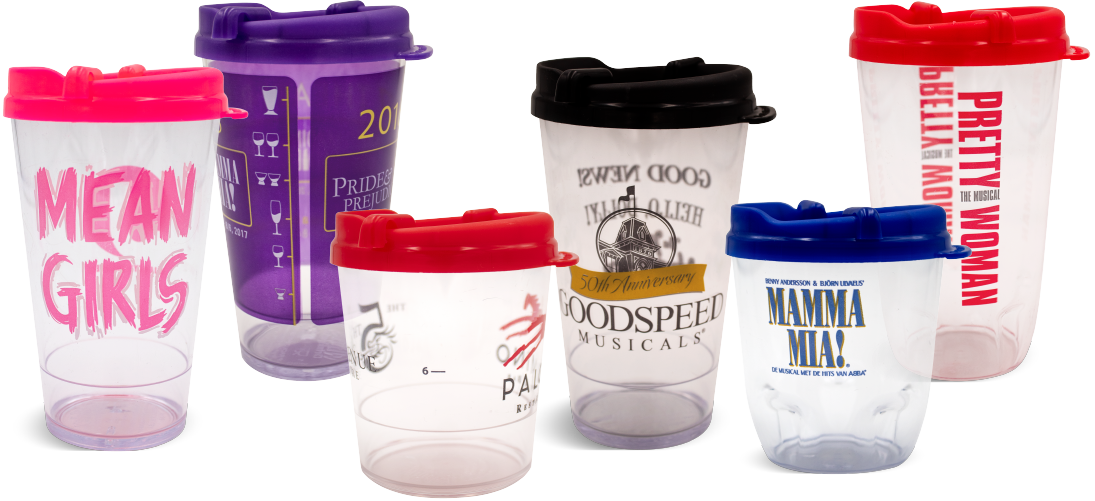 Sippy Cup Product Line for Theatres