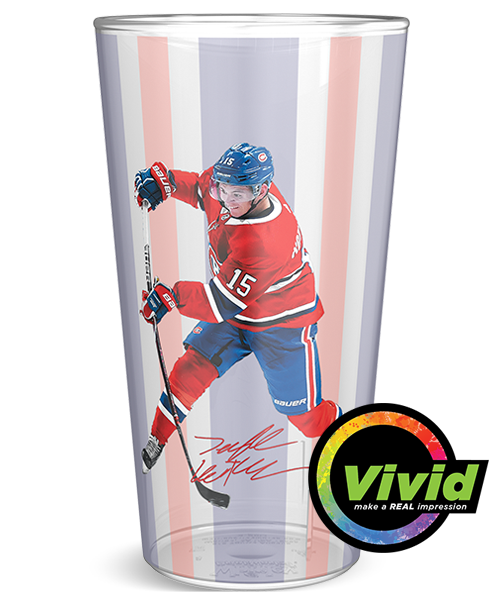 24oz Digital Printed VIVID Collection Premium Tumbler